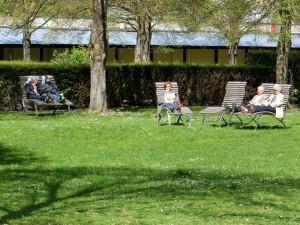 Hypothek aufnehmen als Rentner