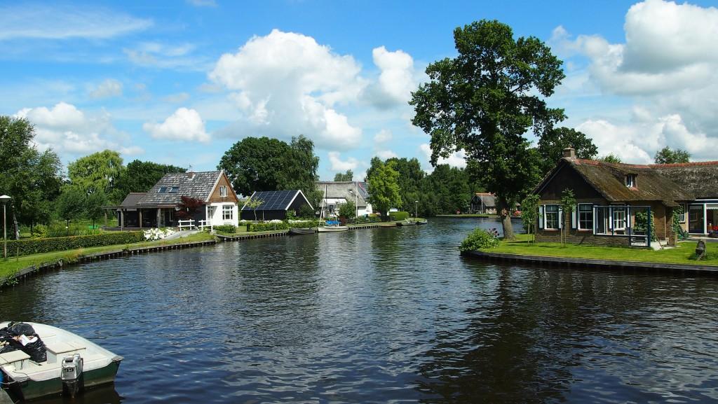 Hypothek aufnehmen in Holland