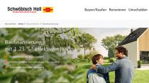 Baufinanzierung Schwäbisch Hall